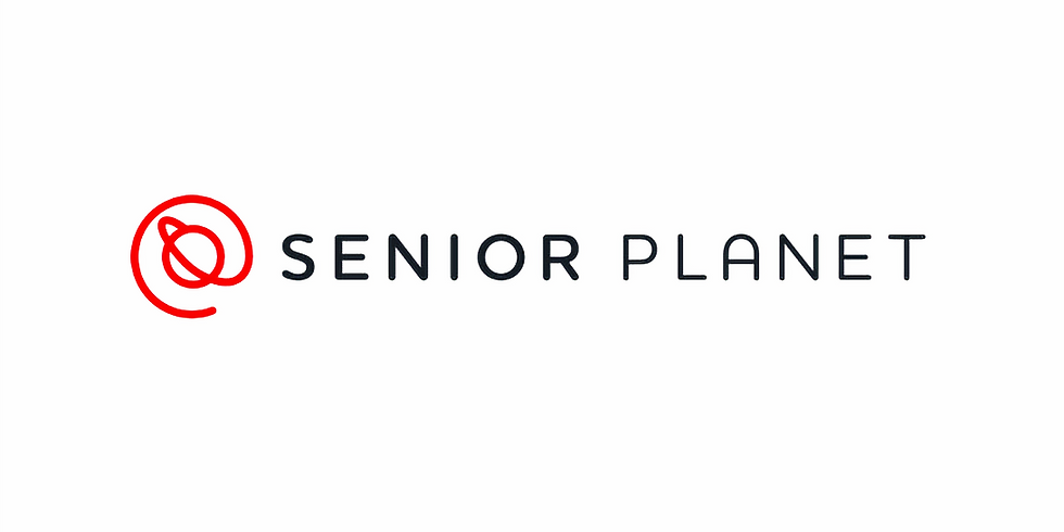 Senior Planet, Denver, CO - TO BE RESCHEDULED