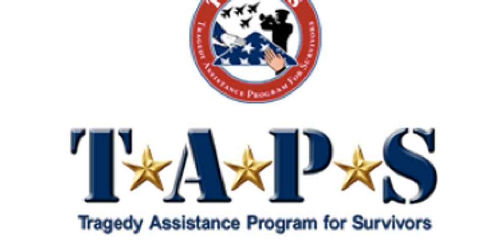 TAPS National Military Survivor Seminar - VIRTUAL