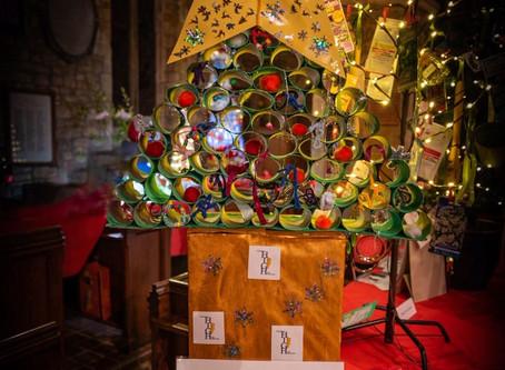 West Haddon: Christmas Tree Festival 2018