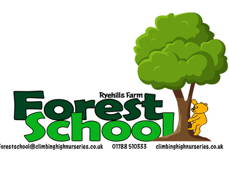 Ryehills Farm Forest School is Here!