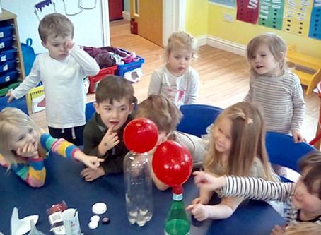 British Science Week - Ryehills