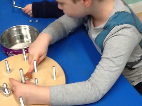 Pre-Schoolers get Mechanical at Flore!