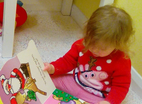 Babies Room December Activities at Flore