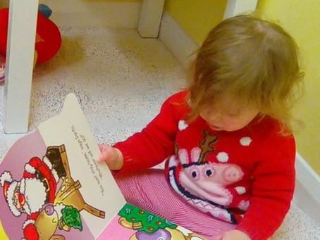 Babies Room December Activities at Flore