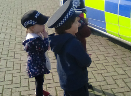 A Visit From The Local Police @ Ryehills