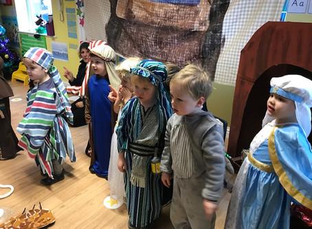 Ryehills Christmas Nativity 2018