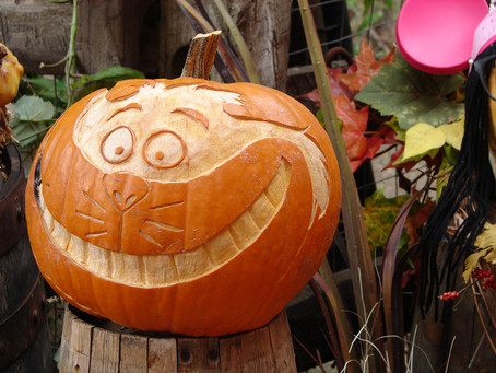 Halloween Carving Competition