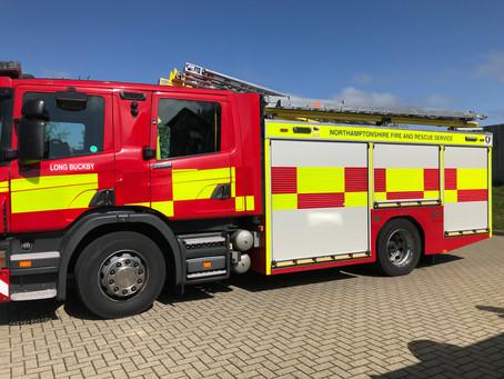 Fire Services visit Ryehills