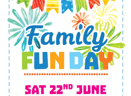 Keepers Cottage & Oakham Fun Day
