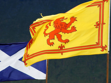 Saint Andrew's Day at Flore