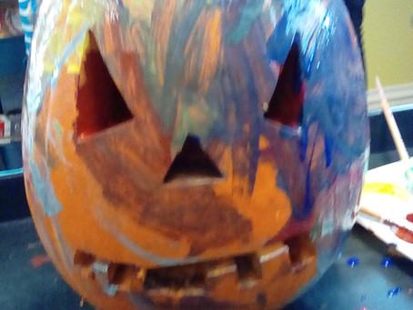 Halloween at Ryehills