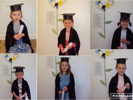 Oakham's 2020 Pre-School Graduates
