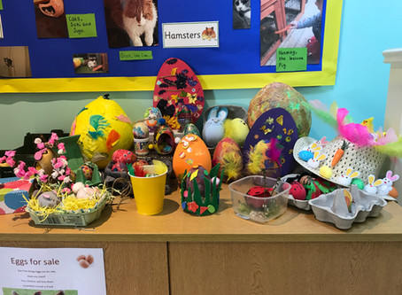 Easter Competition at Ryehills