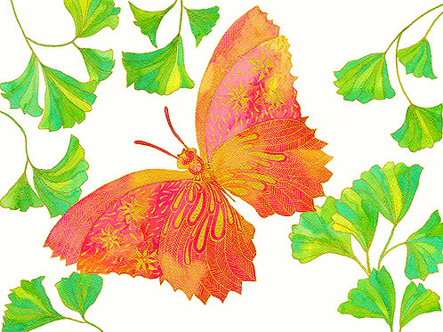 Flitter, Flutter and Fly Away