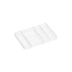 Clear Acrylic Stackable Trays