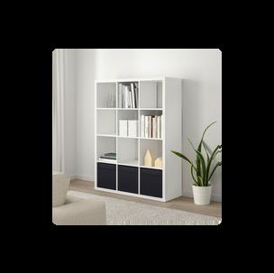 Kallax Shelves
