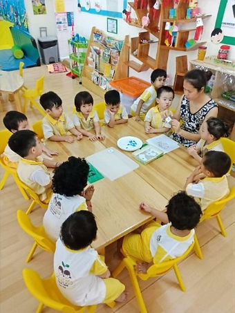 Childcare in Tampines | Tampines Childcare