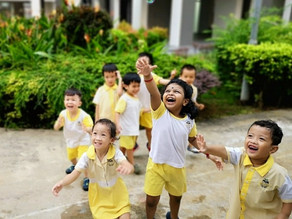 How to Build a Foundation for a Happy Child