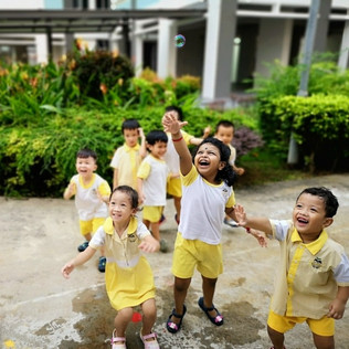 Building A Foundation For A Happy Child