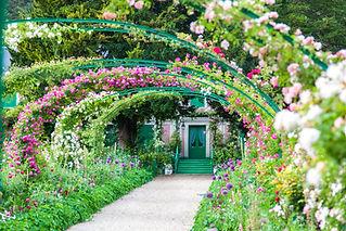 jardin de giverny domaine de marcilly