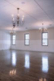 open Ballroom, event hall at Stonehill