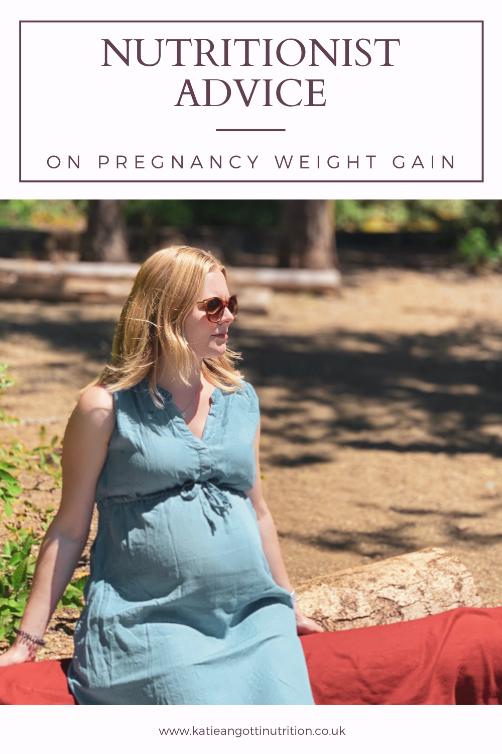 Nutrition advice from a pregnancy nutritionist on normal pregnancy weight gain