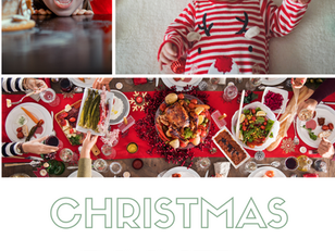 Christmas weaning foods : what can you give your baby or toddler to eat