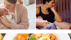 Postnatal Nutrition: 5 Top Tips for Good Postnatal Recovery
