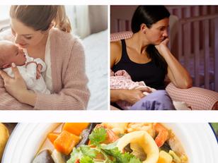 Postnatal Nutrition: 5 Top Tips for Good Postnatal Recovery