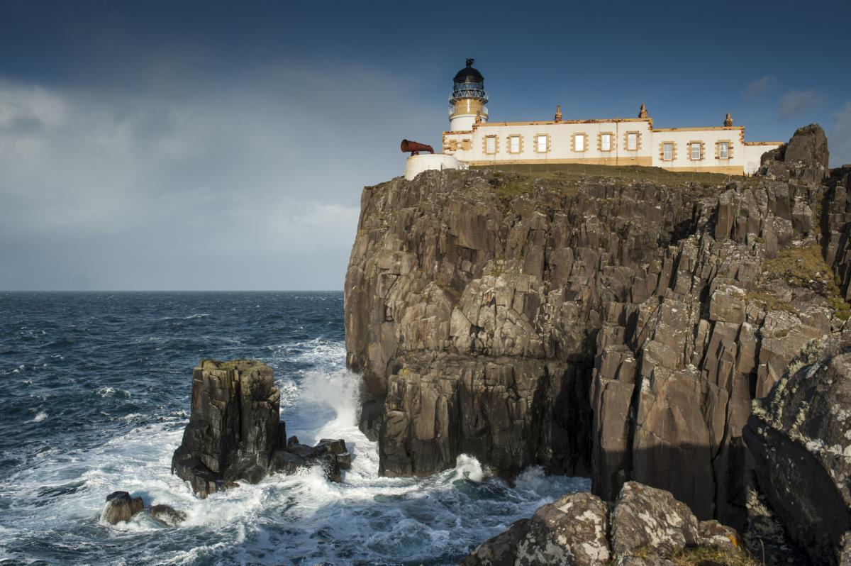 Faro in Scozia