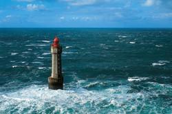 faro  di mare Bretagna