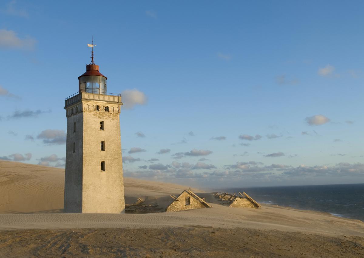 Faro in Danimarca
