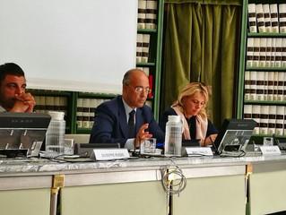 Presentato presso l'aula degli atti parlamentari del Senato il Manuale di diritto alla protezion