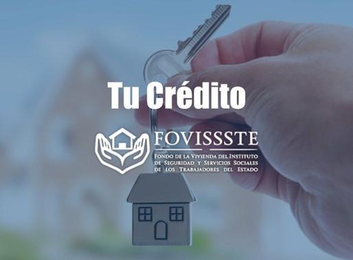 ¿Como adquirir un Crédito Hipotecario FOVISSSTE?