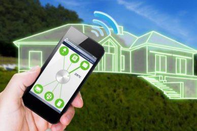 Controla tu Casa con un Botón o desde tu Smartphone