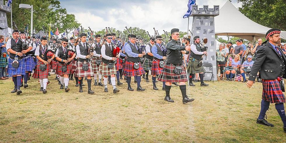 Dunedin Celtic Festival and Highland Games