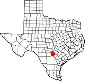 200px-Map_of_Texas_highlighting_Bexar_Co