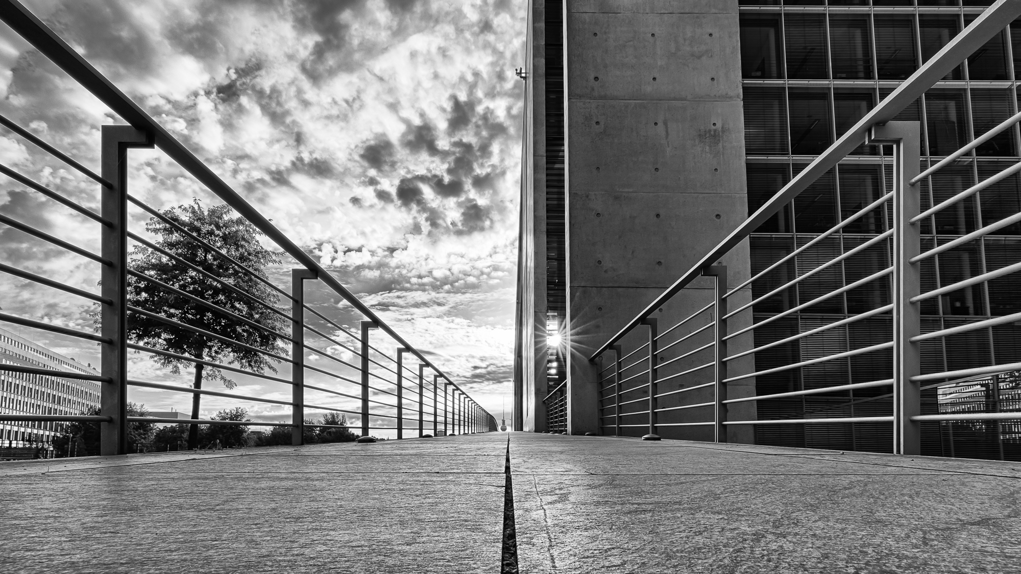 Fotowalk Berlin: Spreebrücke