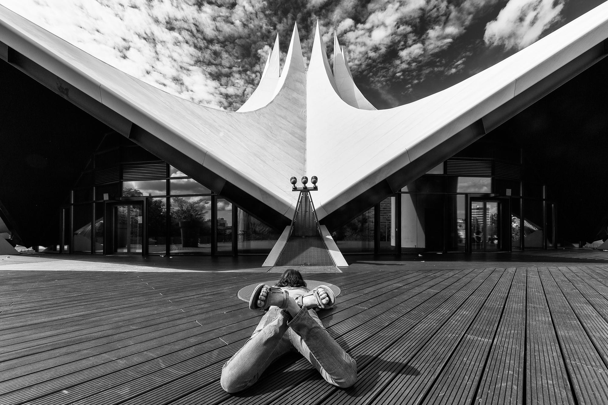 Fotowalk Berlin: Tempodrom
