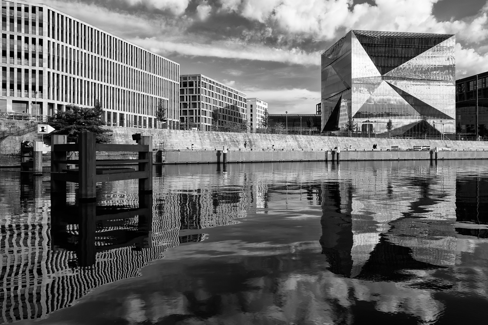 Fotowalk Berlin: cube