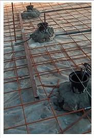 יציקת בטון מוחלק שלב ראשון