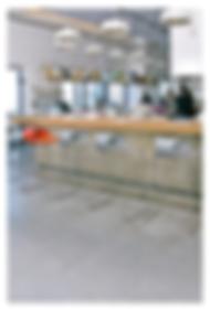 רצפת בטון מוחלק  גם בבתים פרטיים וגם בחנויות ומשרדים