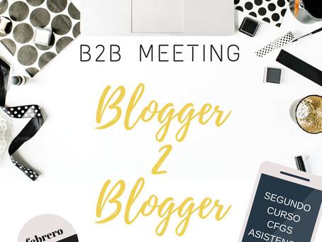 Participación en el Evento B2B Meeting