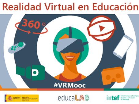 Realidad Virtual en Educación… ¡Empezamos!