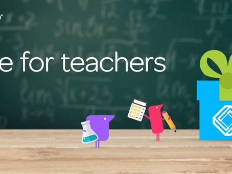 Read&Write y EquatIO gratis para profes