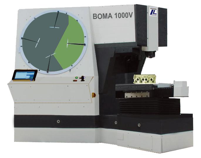 BOMA 1000V