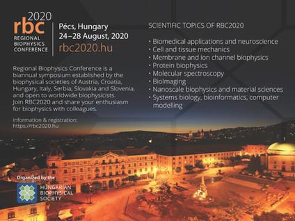 Regional Biophysics Conference 2020