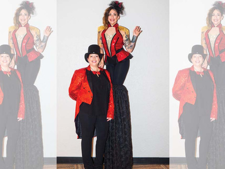 """North Valley Symphony hosts """"An Evening of Elegance Under the Big Top"""" in Glendale with Vertical Fix"""