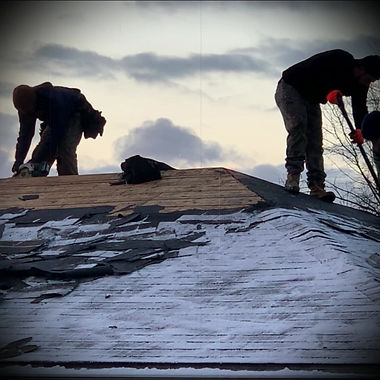 Watch us install a brand new roof in just one day.