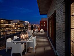 1 Bedroom Penthouse Washington